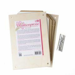 Bloemenpers 15,5 x 22,5 cm