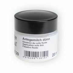 Design-Metall aanlengmelk dun 20 ml