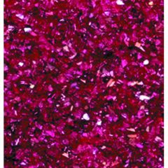 Aluminium glitter 30 g roze