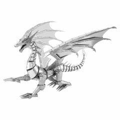 ICONX Silver Dragon