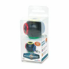 Mini Meffert puzzel Divers Helmet met sleutelhanger