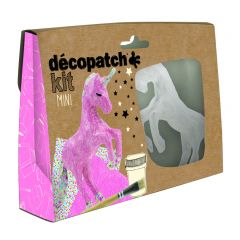 Décopatch mini-set eenhoorn