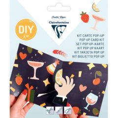 Kit pop-up kaart Party