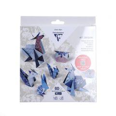 Origami set bosdieren