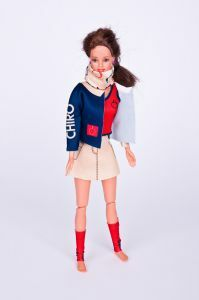 Dress Your Doll Kaat ** - Chiromeisje met topje