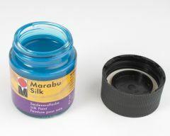 Marabu Silk Caraïbisch blauw