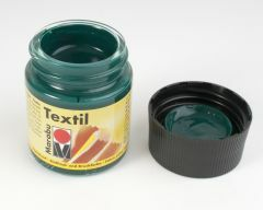 Marabu textielverf 50 ml donkergroen