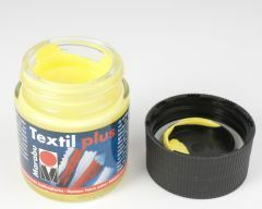 Textil Plus 50 ml citroengeel