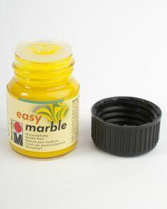 Marabu Easy Marble 15 ml citroengeel