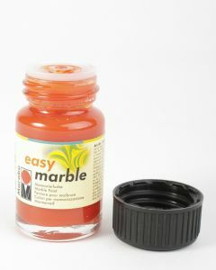 Marabu Easy Marble 15 ml oranje