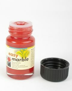 Marabu Easy Marble 15 ml kersenrood