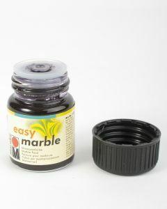 Marabu Easy Marble 15 ml aubergine