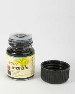 Marabu Easy Marble 15 ml zwart