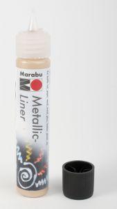 Marabu Metallic Liner goud