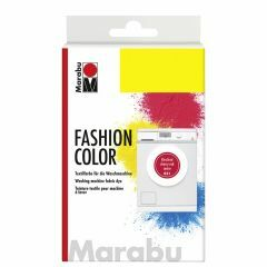 Marabu Fashioncolor wasmachine kersenrood