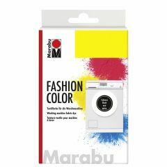 Marabu Fashioncolor wasmachine zwart