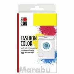 Marabu Fashioncolor wasmachine karibikblauw