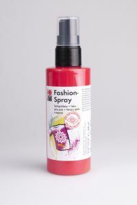 Marabu Fashion-Spray 100 ml rood