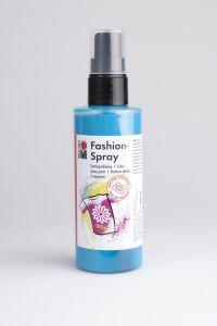 Marabu Fashion-Spray 100 ml caraïbisch blauw