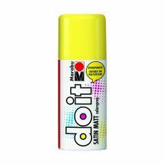 Marabu Do It verfkleurspray mat 150 ml zonnegeel