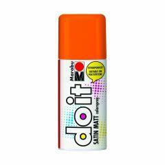Marabu Do It verfkleurspray mat 150 ml oranje