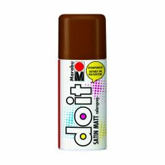 Marabu Do It verfkleurspray mat 150 ml cacao