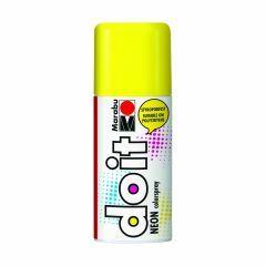 Marabu Do It verfkleurspray mat 150 ml neon-geel