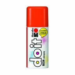 Marabu Do It verfkleurspray mat 150 ml neon-oranje
