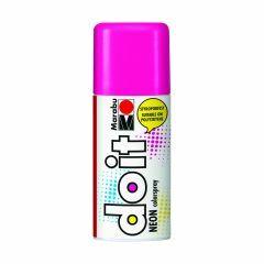 Marabu Do It verfkleurspray mat 150 ml neon-roze