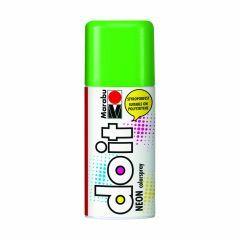 Marabu Do It verfkleurspray mat 150 ml neon-groen