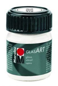 Marabu Glas Art 15 ml wit