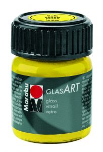 Marabu Glas Art 15 ml geel