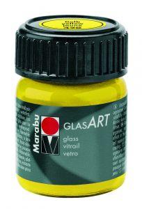 Marabu Glas Art 15 ml geel