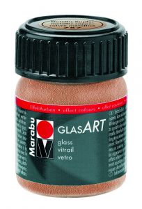 Marabu Glas Art 15 ml metallic koper