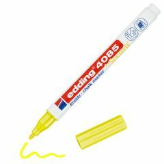 Edding krijtmarker 1-2 mm neon geel