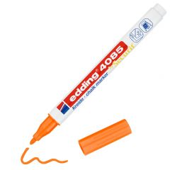 Edding krijtmarker 1-2 mm neon oranje