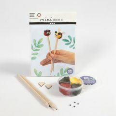 Mini Creative Kit - Potlood insect
