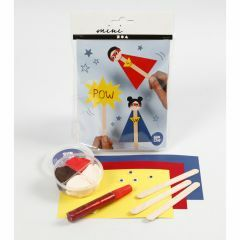 Mini Creative Kit - Superhelden