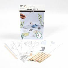 Mini Creative Kit - Visspel