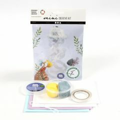 Mini Creative Kit - Kwal & vis