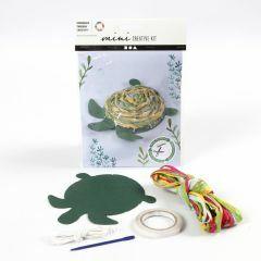 Mini Creative Kit - Schildpad
