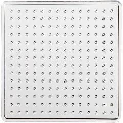 Figuurplaat voor strijkkralen vierkant 7x7 cm