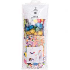 Knutselset 100-delig Multicolour
