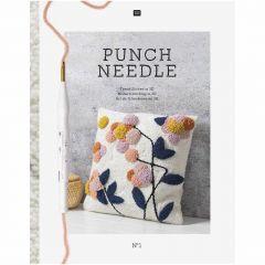 Punch Needle handboek Engelstalig