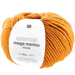 Mega Merino 100 g oranje