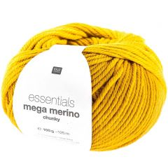 Mega Merino 100 g mosterd
