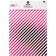 Geschenkpapier zeep Graphic