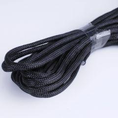 Paracord 5 m zwart