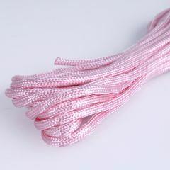 Paracord 5 m roze