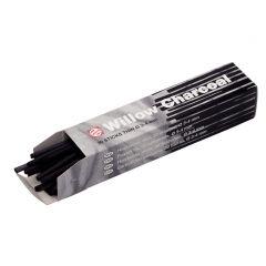 Houtskool fijn 3-4 mm 30 staafjes